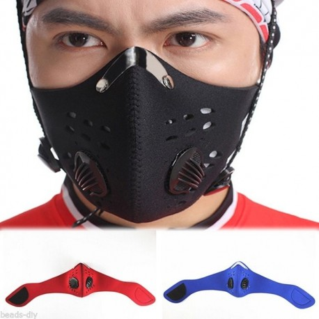 Neoprenová filtrační maska