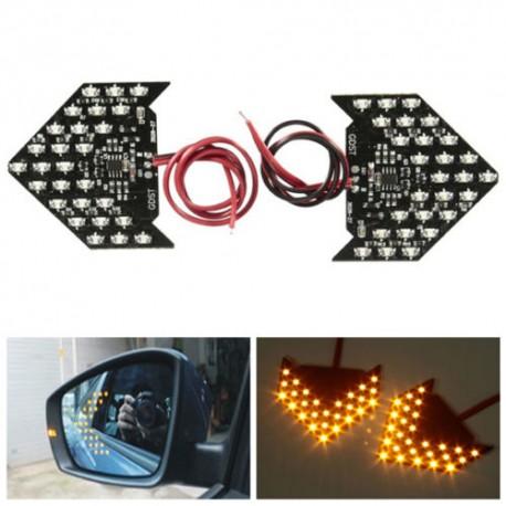 Podsvícení zrcátek - LED směrovky pod zrcátka