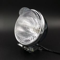 Přední světlo - chromované