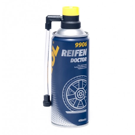 Mannol Reifen DOCTOR - sprej na opravu pneumatik