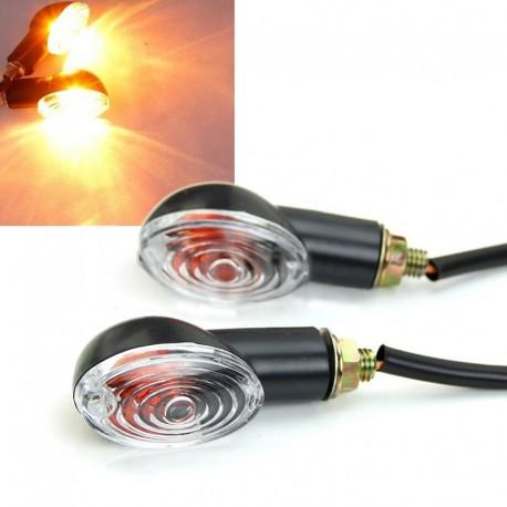 LED blinkry – blikač – univerzální, 4 ks