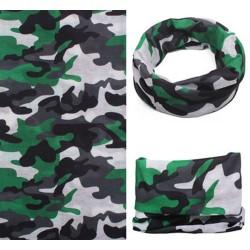 Multifunkční šátek - lebka