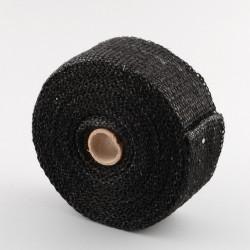 Oplet na svody a výfuk - černý, šířka 5 cm