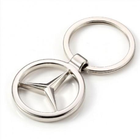 Klíčenka - znak Mercedes