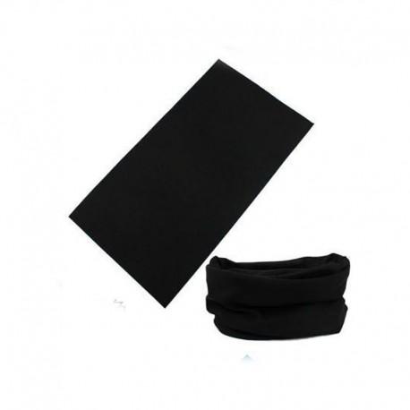 Multifunkční šátek jednobarevný