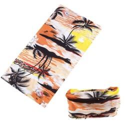 Multifunkční plážový šátek