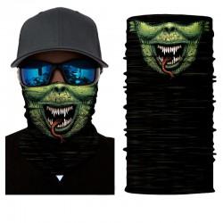 Multifunkční šátek - klaun