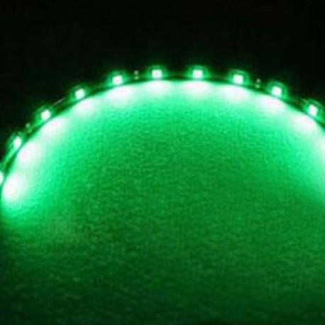 Flexibilní LED podsvícení - zelené - 2ks