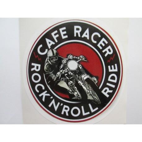 Šachovnicová samolepící páska- cafe racer