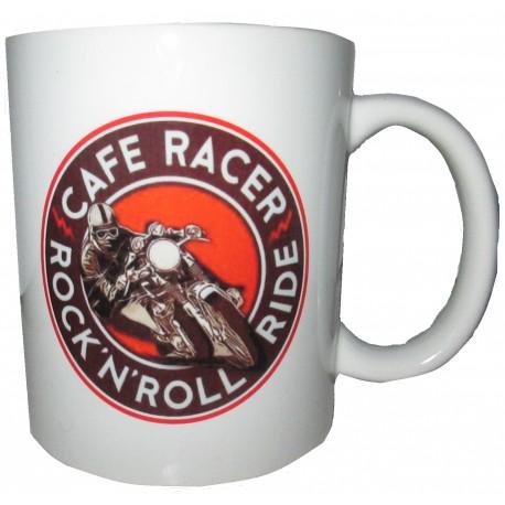 Hrnek - logo Cafe racer
