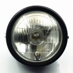 Přední světlo - světlomet