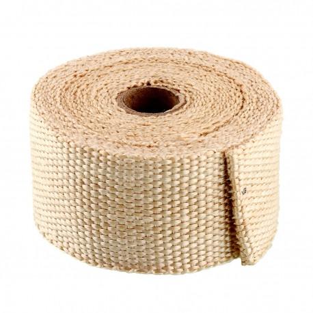 Termoizolační páska (oplet)- bílá, 5m/5 cm