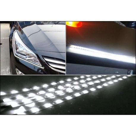 Flexibilní LED podsvícení - bílé