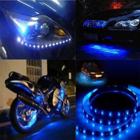 Flexibilní LED podsvícení - modré - 2 ks