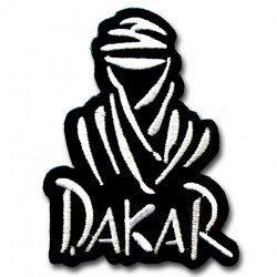 Nášivka Rallye DAKAR logo