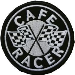 Moto nášivka Cafe racer