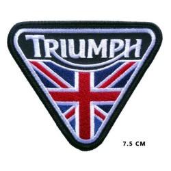 Nášivka oldschool Triumph logo