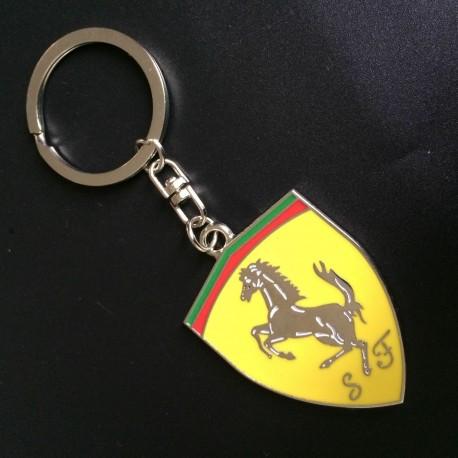 Přívěsek na klíče - značka Ferrari