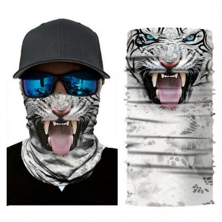 Multifunkční cool šátek -tygr