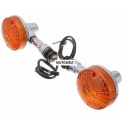 LED Blinkry na motorku – 4 ks