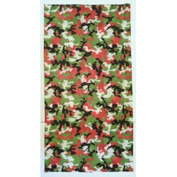 Multifunkční šátek - kamufláž