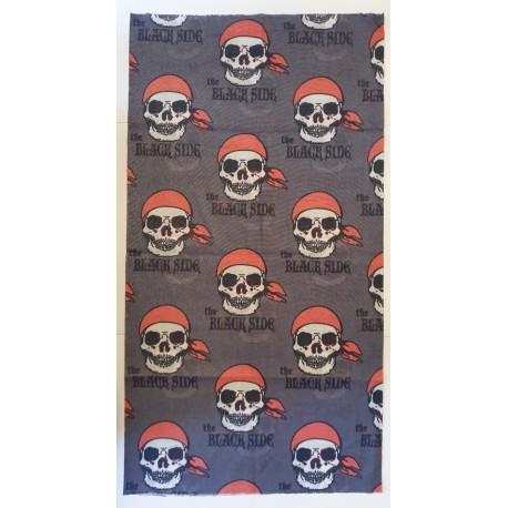 Multifunkční šátek - lebky