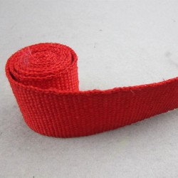 Oplet na svody a výfuk - červený, šířka 5 cm, délka 10m