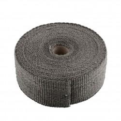 Oplet na svody a výfuk - šedý, šířka 5 cm, délka 10m