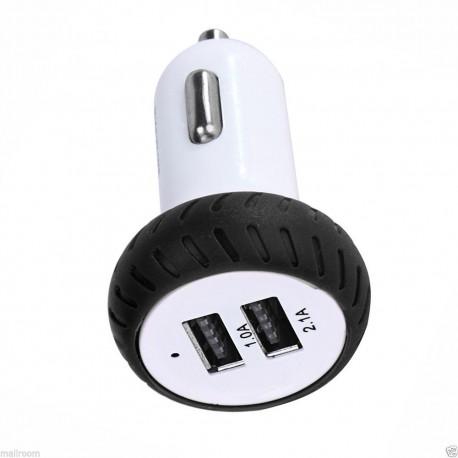 Redukce z 12V zapalovače na USB