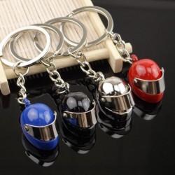 Přívěsek na klíče - helma