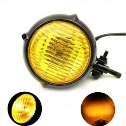 Přední světlo - světlomet - žlutý